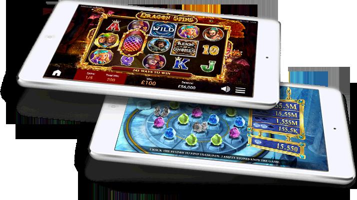 Revolver Gaming mobil